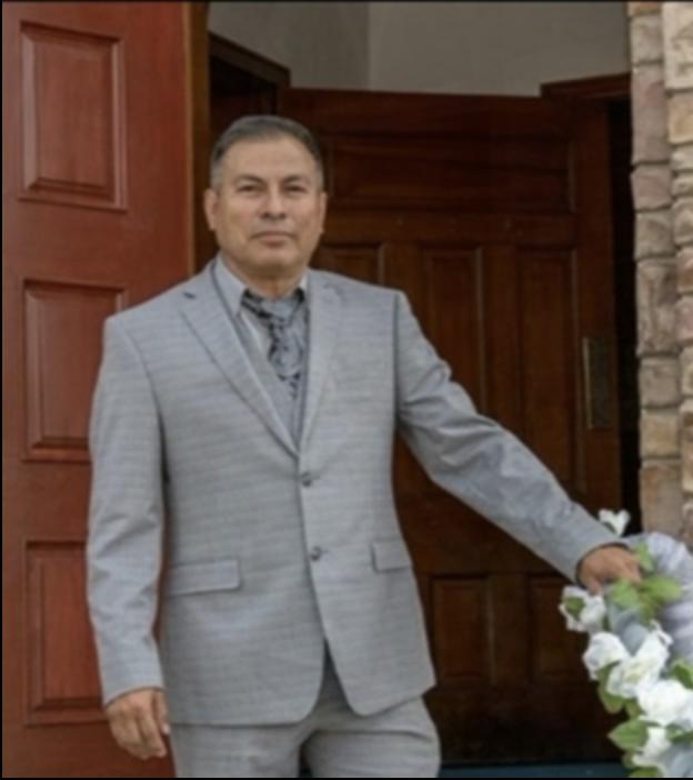 Rafael Luna Ruiz, nació en Chihuahua, Chihuahua, México, el 2 de diciembre de 1958, y Dios lo llamó a su presencia el 10 de abril de 2020. Foto cortesía de la Familia Luna