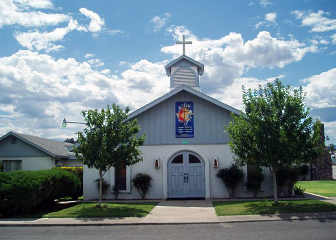 Yavapai County Superior Court upheld the claim of the Desert Southwest Conference to keep property used by Camp Verde Community Church. The Camp Verde congregation departed The United Methodist Church in 2017. Photo courtesy of Find-A-Church, United Methodist Communications.