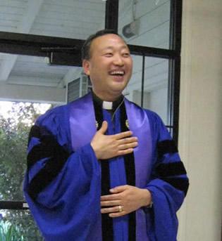 콩코드 연합감리교회 담임으로 섬기고 있는 이성호 목사.