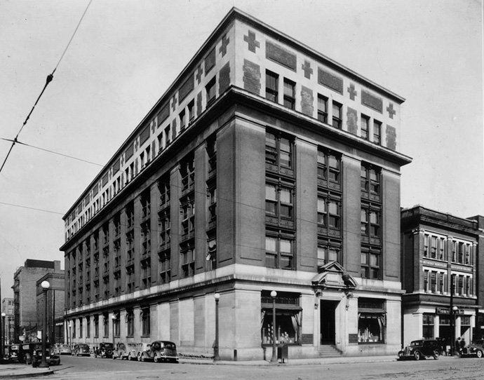 In 1907, the Methodist Publishing House South moved to 810 Broadway in Nashville, Tenn. Photo courtesy of the United Methodist Publishing House.