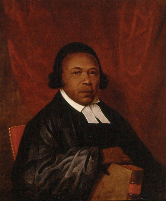 The Rev. Absalom Jones was founding pastor of St. Thomas African Episcopal Church in Philadelphia. Before becoming the first black ordained priest in the Episcopal Church, Jones was a Methodist lay preacher who played a key role in providing care during the 1793 yellow fever epidemic. Portrait by Raphaelle Peale, Wikimedia Commons.