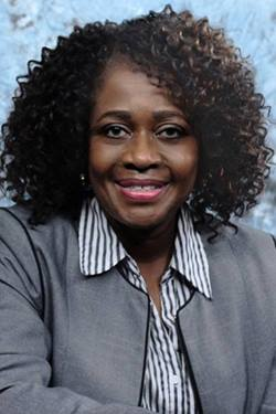 The Rev. Sharon Austin. Photo courtesy of the Florida Conference.