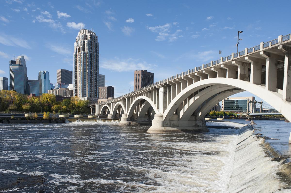 Minneapolis está programada para sediar a próxima Conferência Geral de 29 de agosto a 7 setembro de 2021. Metodistas Unidos nas Conferências de Minnesota e Dakotas estão planejando sediar a Conferência Geral em Minneapolis desde 2013. Foto de Krivit Photography, cortesia do Meet Minneapolis.