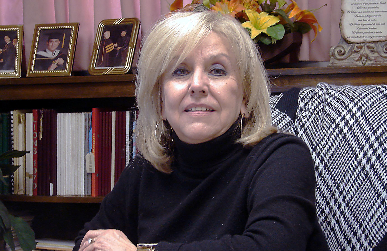 Socorro Brito de Anda, presidenta del Instituto Lydia Patterson. Foto Sam Hodges, Noticias MU.