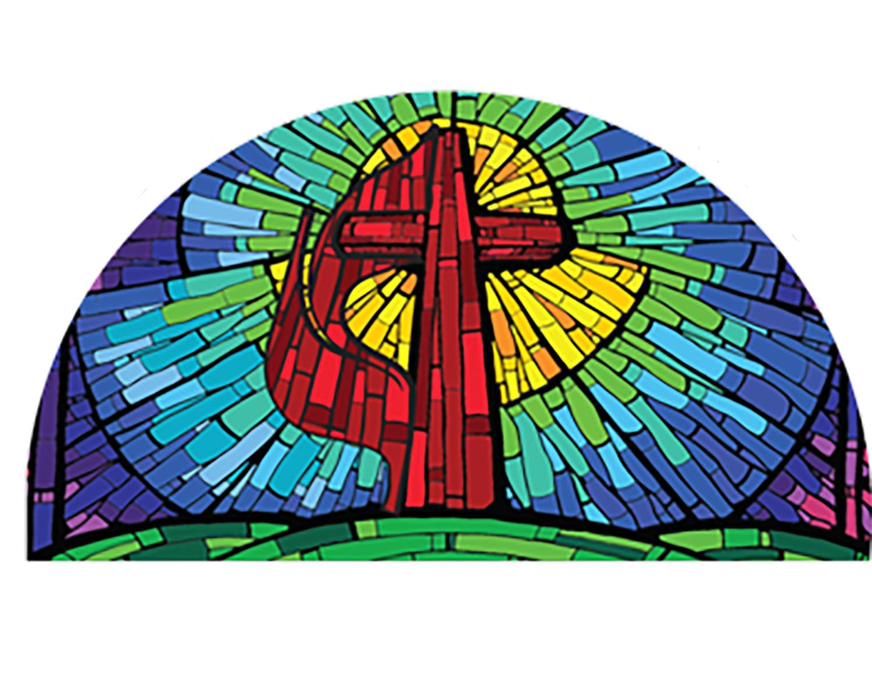 Logo de la Reunión Anual de la Conferencia Anual de Kentucky de La Iglesia Metodista Unida. Ilustración cortesía de la Conferencia Anual de Kentucky.