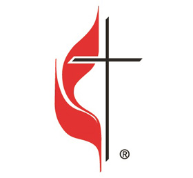 The official Cross and Flame logo of The United Methodist Church. Graphic by United Methodist Communications