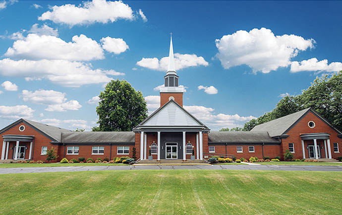 The Elkhart, Ind., campus is a second site for Granger Community Church. The church has been one of The United Methodist Church's largest, but recently reached an agreement to leave the denomination. Photo courtesy of Granger Community Church.