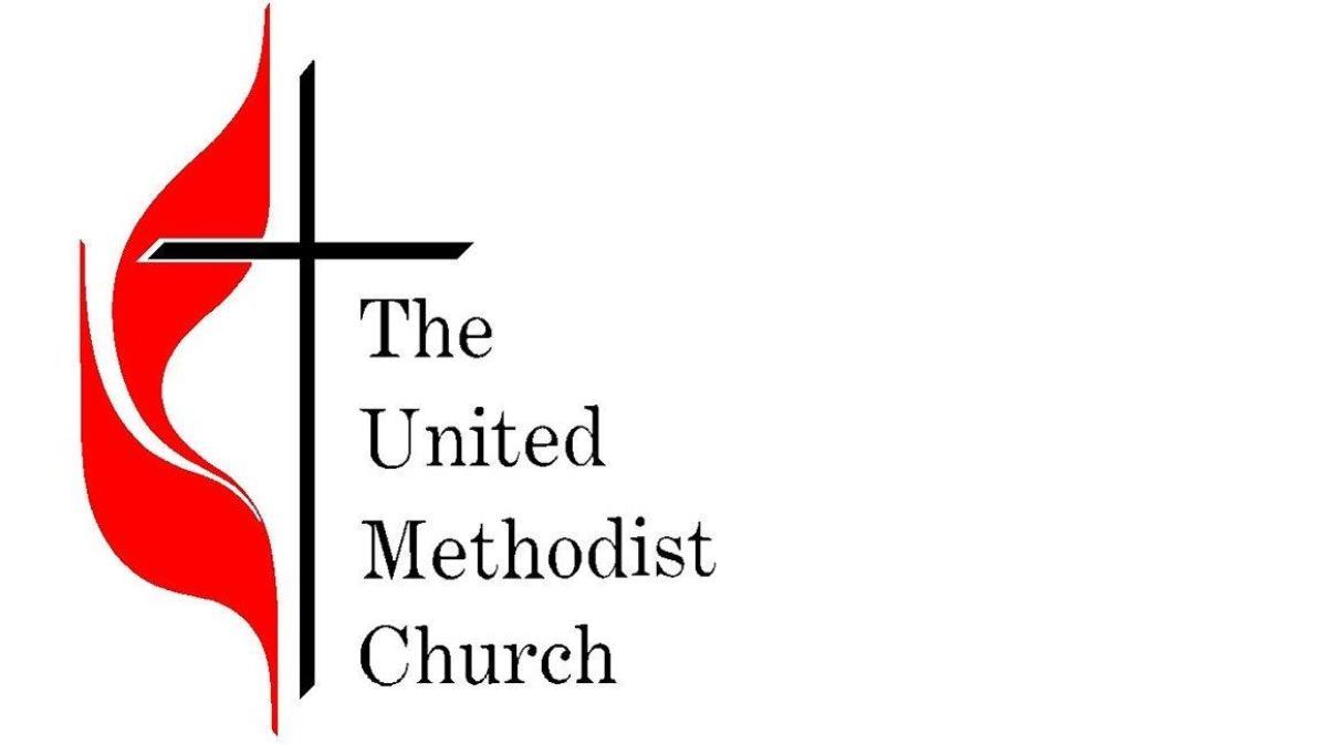 북텍사스 연회는 9월 19일에 열린 연회에서,  2021년 연합감리교회 총회에 제출할 연합감리교회의 불꽃십자가 로고 변경을 요구하는 청원안을 통과시켰다. 로고 제공, 연합감리교 공보부.