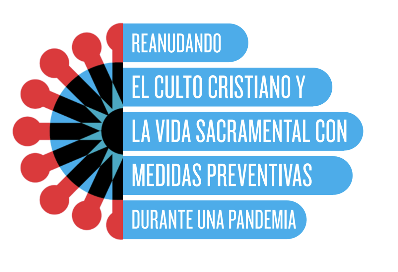 """Portada del documento final de la """"Consulta Sobre los Protocolos Ecuménicos para la Adoración la Comunidad y los Sacramentos""""."""