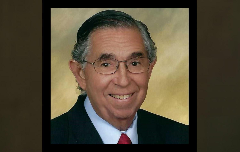 Rev. Daniel Z. Rodríguez. Foto cortesía de la familia Rodríguez.