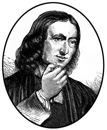 Ilustración de El Pensador, John Wesley. Cortesía de Ann Rhodes, prima del Rev. Glenn Wagner.