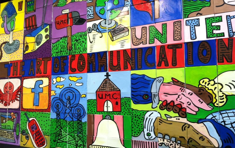 """""""UMCOM ofrece una multitud de recursos, contenido, servicios y capacitación diseñados para equipar y empoderar a los/as líderes de la iglesia. Sólo en 2019, la agencia brindó capacitación en diferentes areas de la comunicación a más de 3.000 personas y atendió ls necesidades comunicacionales de más de 4.300 iglesias. Foto de archivo, UMCOM."""
