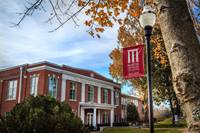 A view of the Gault Fine Arts Center on the campus of Martin Methodist College in Pulaski, Tenn. Martin Methodist College officials have signed a letter of intent to be acquired by the University of Tennessee System. Photo courtesy of Martin Methodist College.