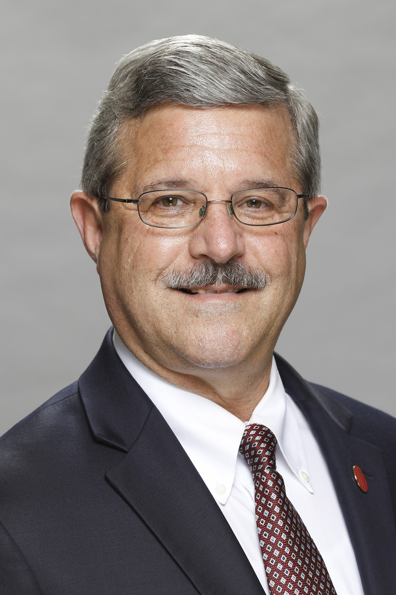 "The Rev. Mark La Branche, president of Martin Methodist College. La Branche's new title would be ""Chancellor"" if plans for the University of Tennessee System to acquire the United Methodist-related college work out. Photo courtesy of Martin Methodist College."