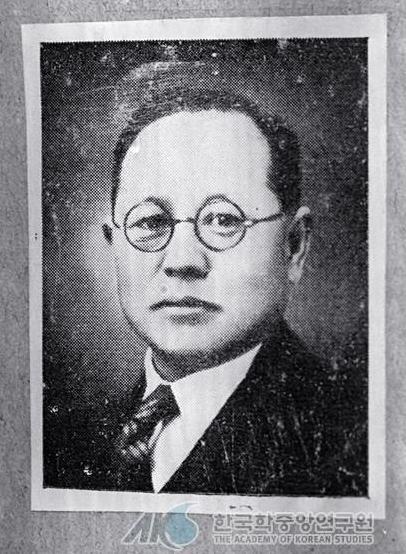 사진 출처, 한국민족문화대백과사전, 양주삼(梁柱三)