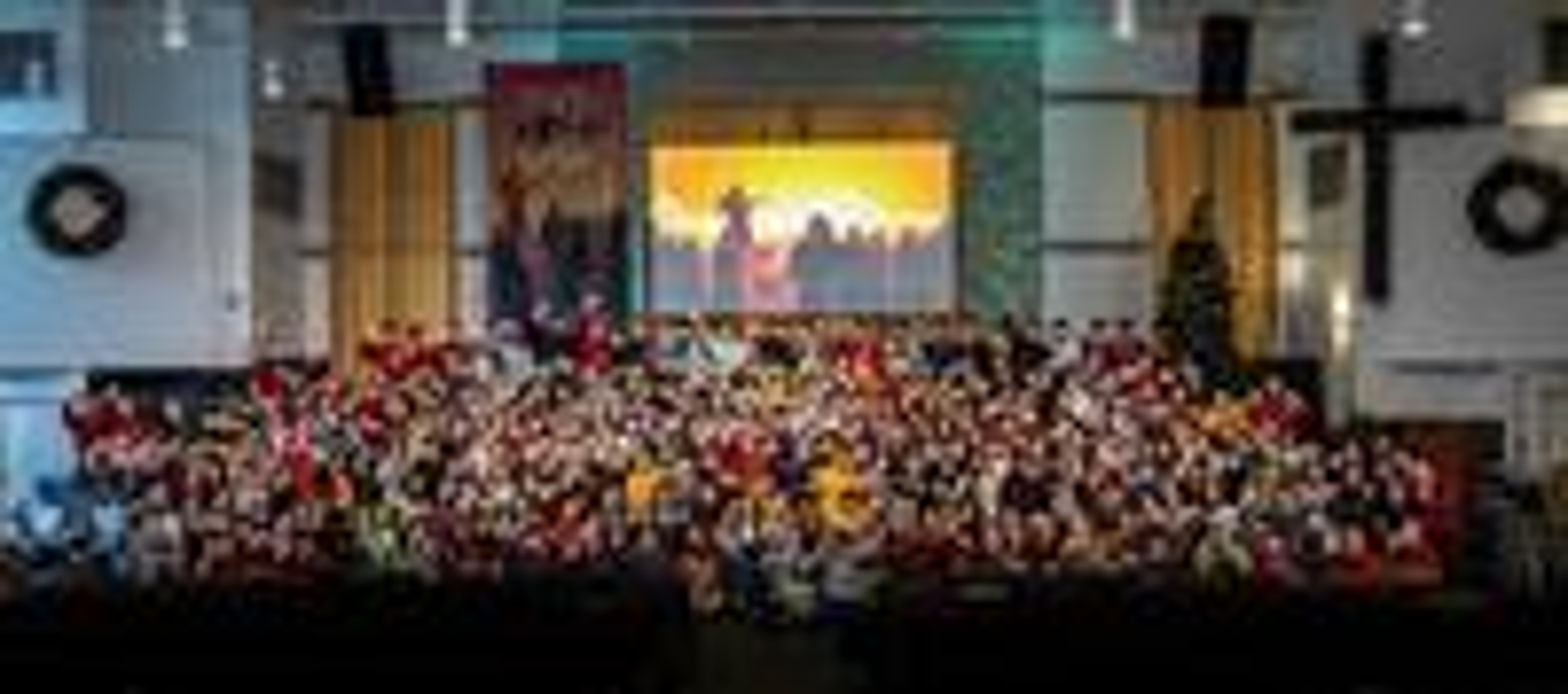 2019년 11월 27일부터 30일까지 시카고에서 열렸던 미주청년학생선교대회 2030컨퍼런스의 참가자들 모습. 사진 제공, 한명훈 목사, 2030 컨퍼런스.