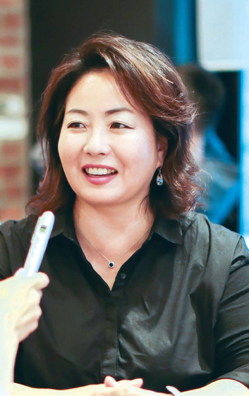 사진 제공, 강미영 목사.