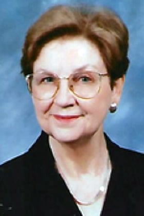 Betty Ann Boulton. Photo courtesy of Hecker-Parton Funeral Home. United Methodist News honors notable church members who died in 2020.