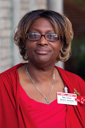 The Rev. Lisa M. Scott-Joiner. Photo courtesy of the General Board of Higher Education and Ministry. United Methodist News honors notable church members who died in 2020.