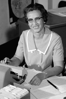 Katherine Coleman Goble Johnson. Photo by NASA. United Methodist News honors notable church members who died in 2020.