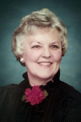 Polly Anne Hodapp. Photo courtesy of Alexander Funeral Home North Chapel, Legacy.com. United Methodist News honors notable church members who died in 2020.