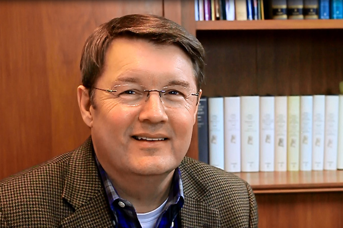 The Rev. Brian Milford is president and publisher of the United Methodist Publishing House in Nashville, Tenn. 2015 file photo by Kathleen Barry, UM News.