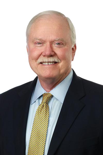 The Rev. Bob Long, senior pastor, St. Luke's United Methodist Church in Oklahoma City. Photo courtesy of the Rev. Bob Long.