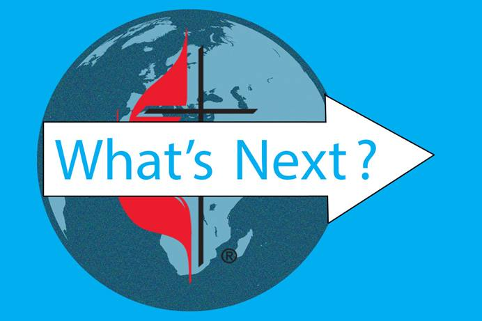 The pace of groups and individuals issuing statements and opinion pieces about the future of The United Methodist Church has picked up in recent weeks. Globe by OpenClipart-Vectors/Pixabay; graphic by Laurens Glass, UM News.