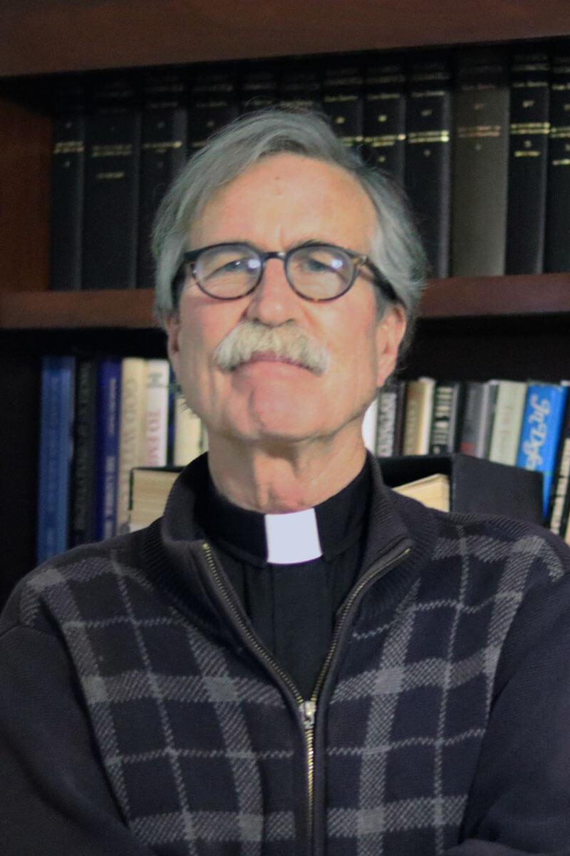 The Rev. Paul T. Stallsworth. Photo by Krystal Baker.