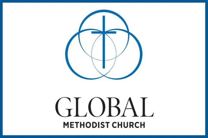 """A group of traditionalists committed to leaving The United Methodist Church has chosen """"Global Methodist Church"""" as the name for the denomination they are planning to form. They also unveiled this logo. Logo courtesy of the Global Methodist Church."""