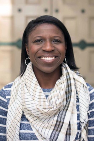 "The Rev. Lisa Yebuah hosted ""Manna: Soul Tending Space for Pastors,"" a three-session program offered by the North Carolina Conference to support clergy during the pandemic. Photo courtesy of the North Carolina Conference."