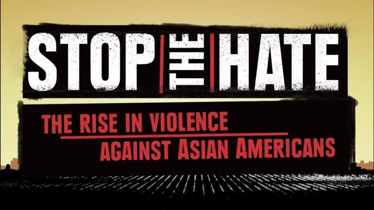 """ABC 뉴스 라이브에서는 미국 전역에서 벌어지는 아시아인을 향한 혐오 범죄 관련 사건에 관한 1시간 분량의 """"증오를 멈춰라""""라는 제목의 특집 방송을 한다고 발표했다."""