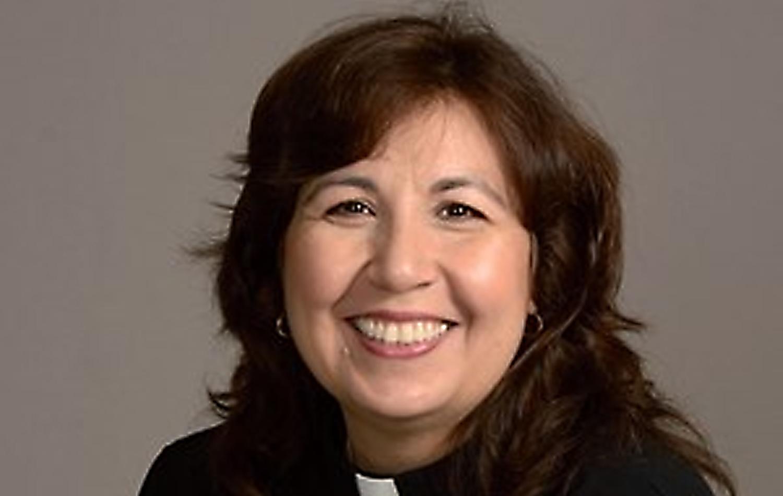 Revda. Ximena A. Diaz-Varas. Foto cortesia da Conferência Anual de Nova York.
