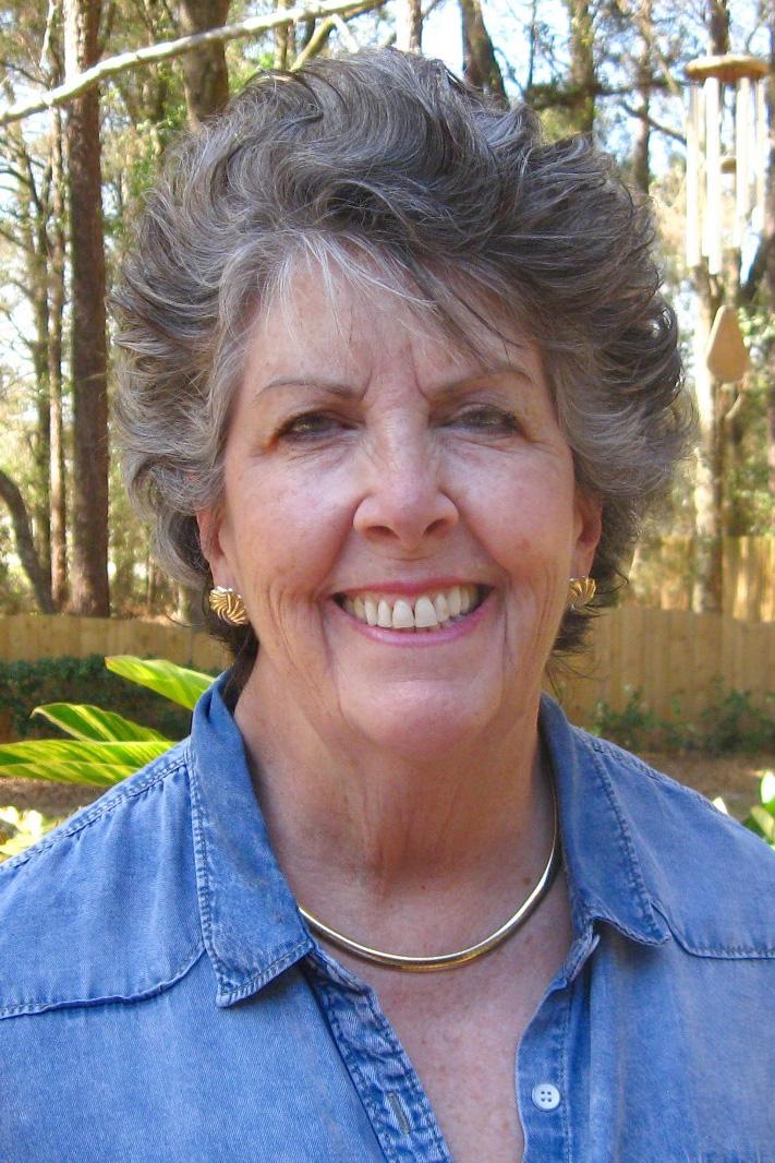 Anita Campbell. Photo courtesy of Anita Campbell
