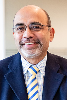 Roland Fernandes is chief executive of the United Methodist Board of Global Ministries. Photo by Jennifer Silver, Global Ministries.