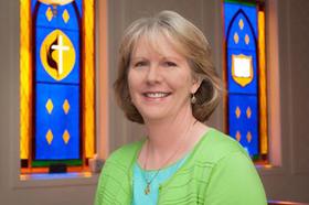 Bishop Sue Haupert-Johnson, North Georgia Conference. Photo courtesy of the North Georgia Conference.
