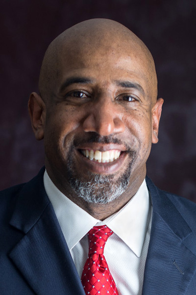 The Rev. Joseph W. Daniels Jr., pastor of Emory Fellowship United Methodist Church in Washington, D.C., leads the congregation's efforts to work for justice and community development through strategic partnerships. Photo by Nygel Brown, courtesy of the Eastern Pennsylvania Conference.