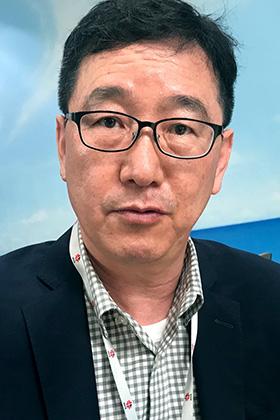 The Rev. Jae Duk Lew. Photo by Sam Hodges, UM News.