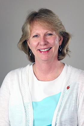 United Methodist Bishop Sue Haupert-Johnson. Photo by Kathleen Barry, UM News.