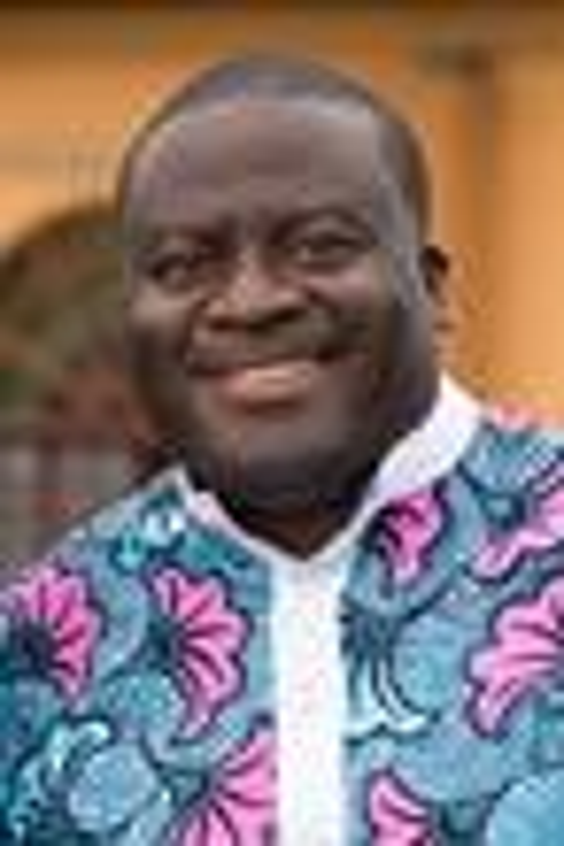 The Rev. Dr. Jean Claude Masuka Maleka. Photo by Mike DuBose, UM News.