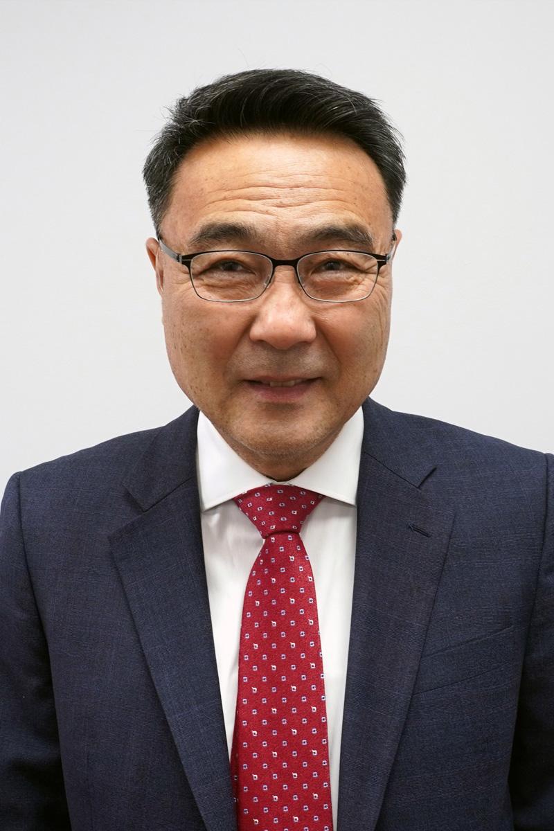 The Rev. Chongho James Kim. Photo courtesy of the author.