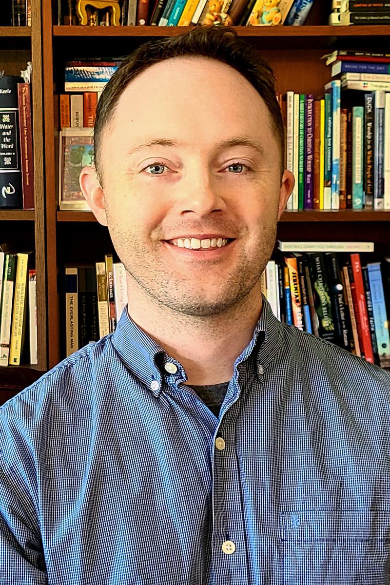 The Rev. Jason Stubblefield. Photo courtesy of the author.