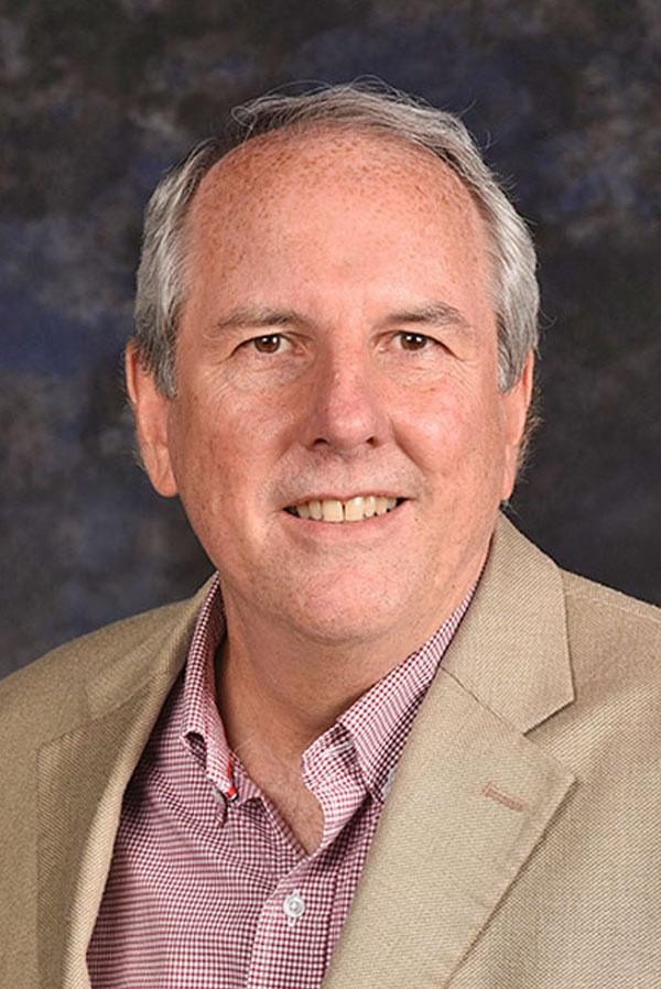 Rev. Dr. Clayton Childers. Foto cortesia da Conferência Anual da Carolina do Sul.