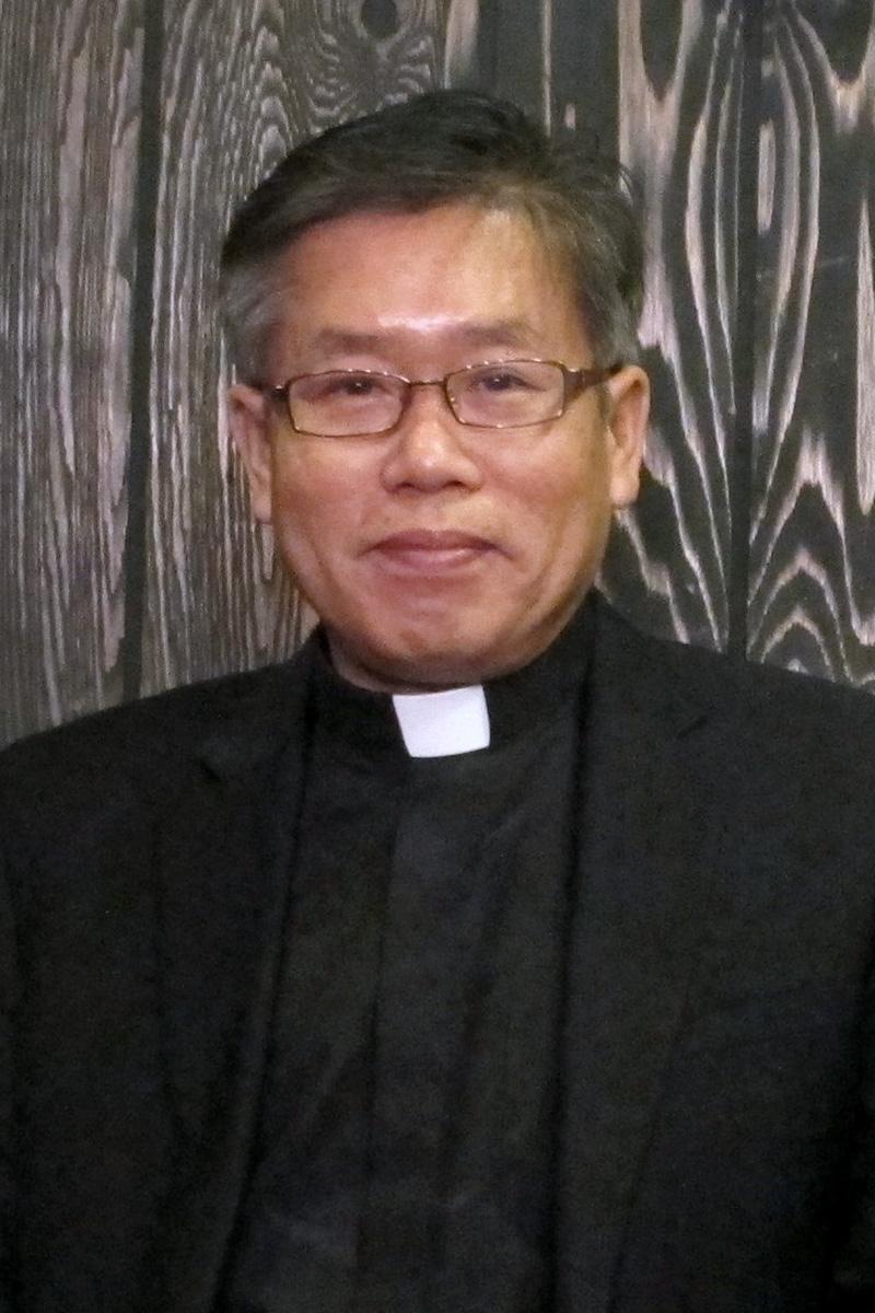 The Rev. Dr. Sun-joong Kim. Photo courtesy of the author.