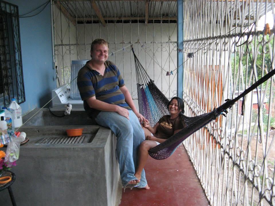 El Pastor Walker Somerville y su esposa Seiny trabajan como misioneros/as de CAMINO en Honduras desde 2009. Foto cortesía de la familia Somerville.