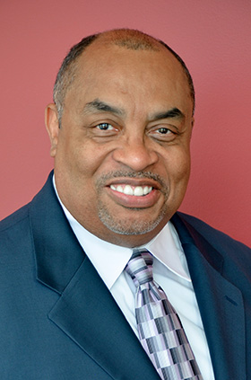 The Rev. Rodney Smothers. Photo courtesy Baltimore-Washington Conference.