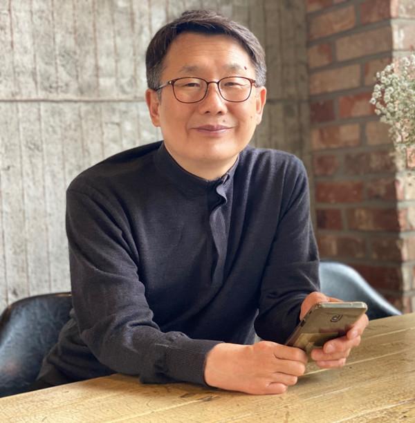 인천 산선의 8대 총무이자 미문의 일꾼교회 김도진 목사, 사진 출처, 인천뉴스.
