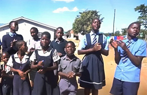 The Nyadire Connection is celebrating 15 years in partnership with Nyadire Mission in Zimbabwe. The non-profit's focus on health and children is seen through it's work renovating and building health clinics, and improving lives at the Home of Hope orphanage. Screenshot via YouTube by UM News.