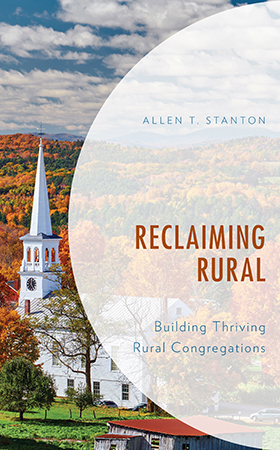"""Book cover for """"Reclaiming Rural"""""""