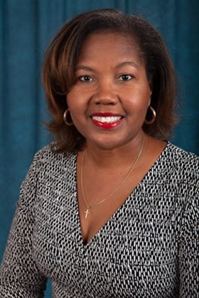 The Rev. Candace M. Lewis. Photo courtesy of Gammon Theological Seminary.